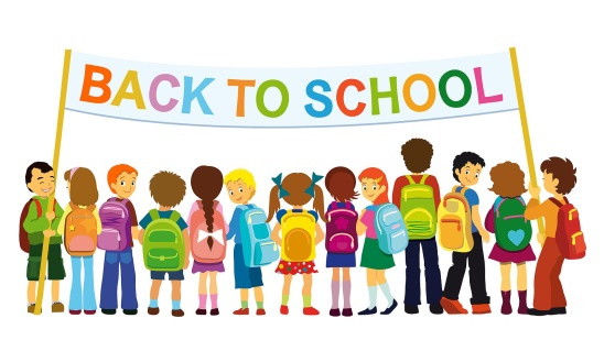 Welcome Back to our 2017-2018 School Year!!